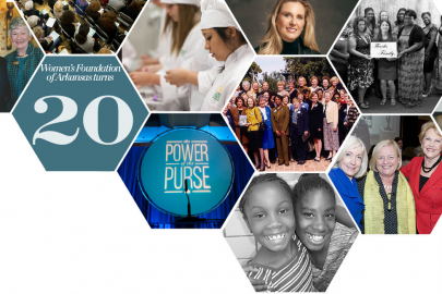 The March of Progress: Celebrating 20 Years of the Women's Foundation of Arkansas