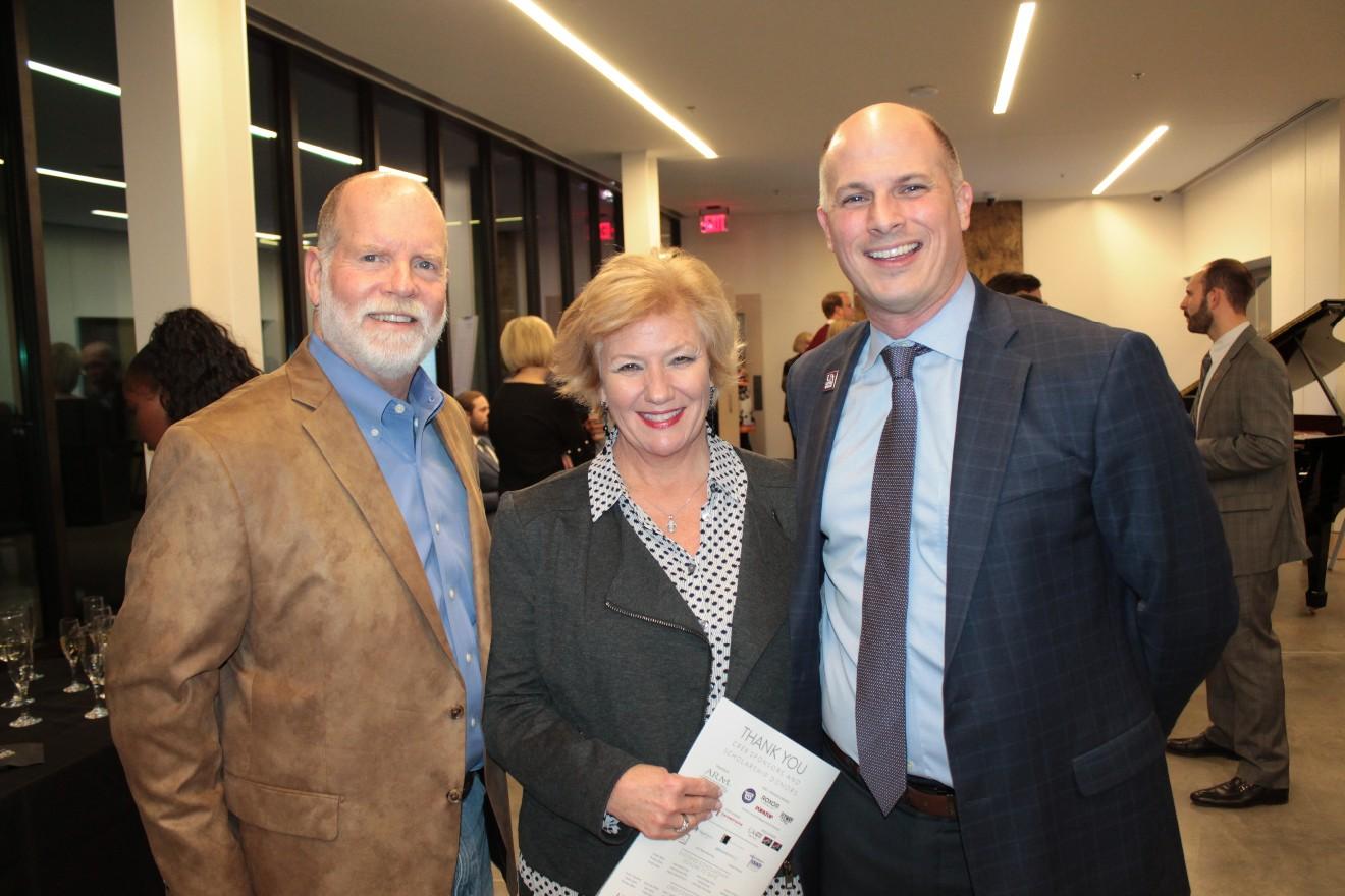 John Fowler, Cindy Kilgore, Christian O'Neal