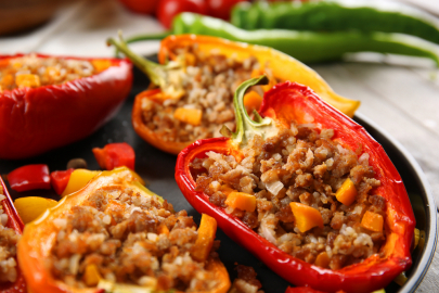 6 Stuffed Pepper Recipes to Help You Win at Weeknights