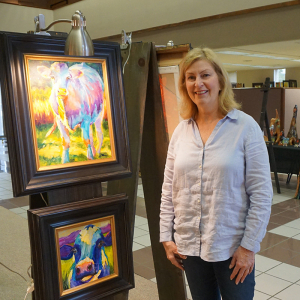 Annual Show Lets Newport Show Off Artists, and Itself