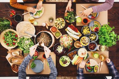 Table 28 Shares New Vegan Nights Menu