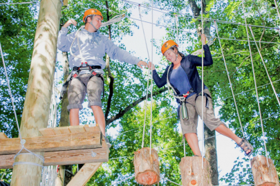 SPONSORED: New High Ropes Course Opening in Hot Springs
