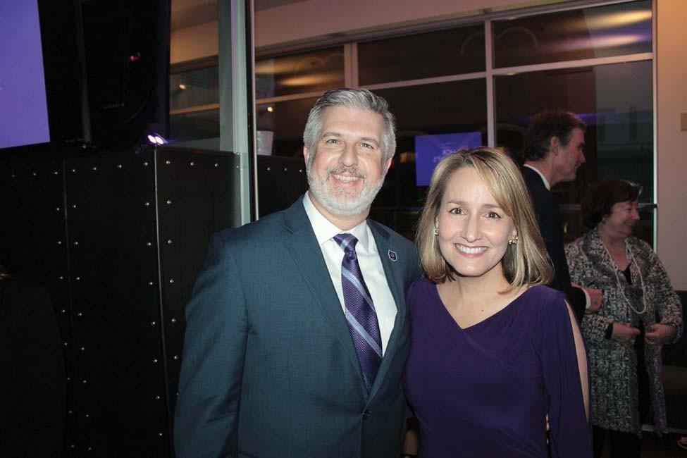 Houston and Jenny Davis