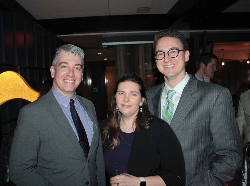 Eric Copley, Patricia Smith, Dan Wandrey