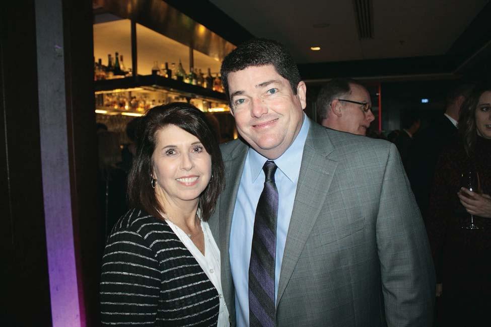 Cathy and Michael Lloyd