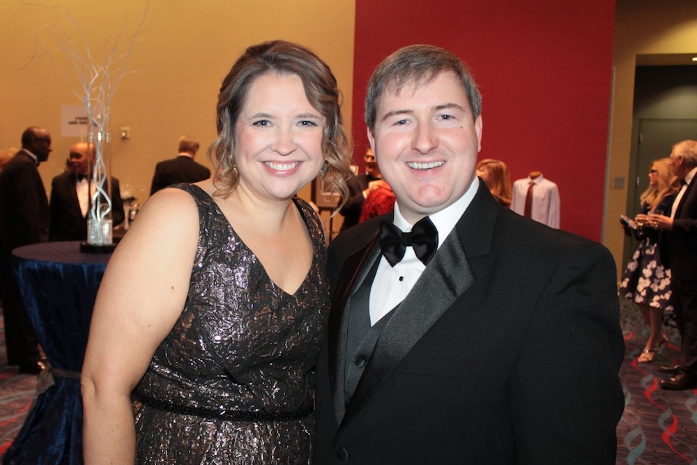 Bethany and David Johnson, ArtWorks co-chairs