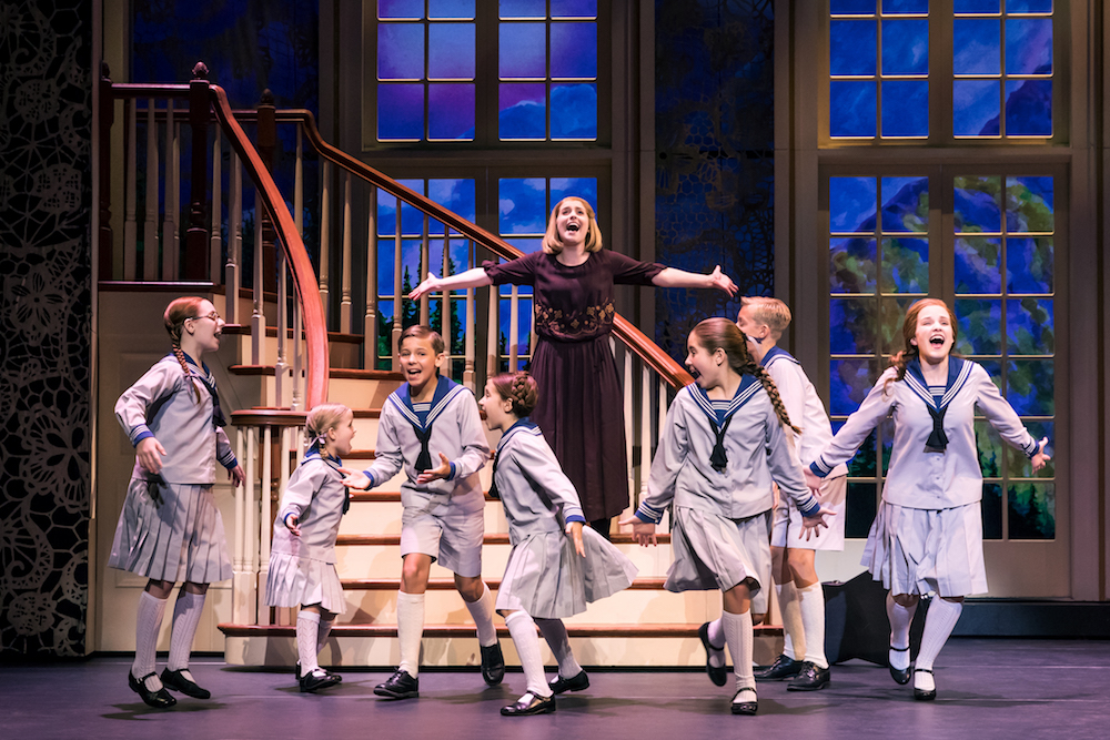 The Sound of Music, Celebrity Attractions
