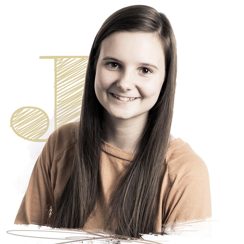 2018 Head of the Class Jade Joiner