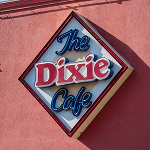 What Drove Dixie Cafe Down?