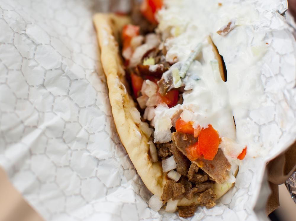 Gyro, International Greek Food Festival