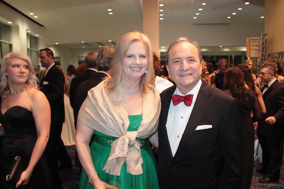 Eileen and Dr. Ricardo Sotomora