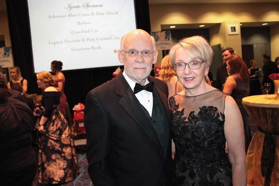 Dr. Jim and Susan Marsh