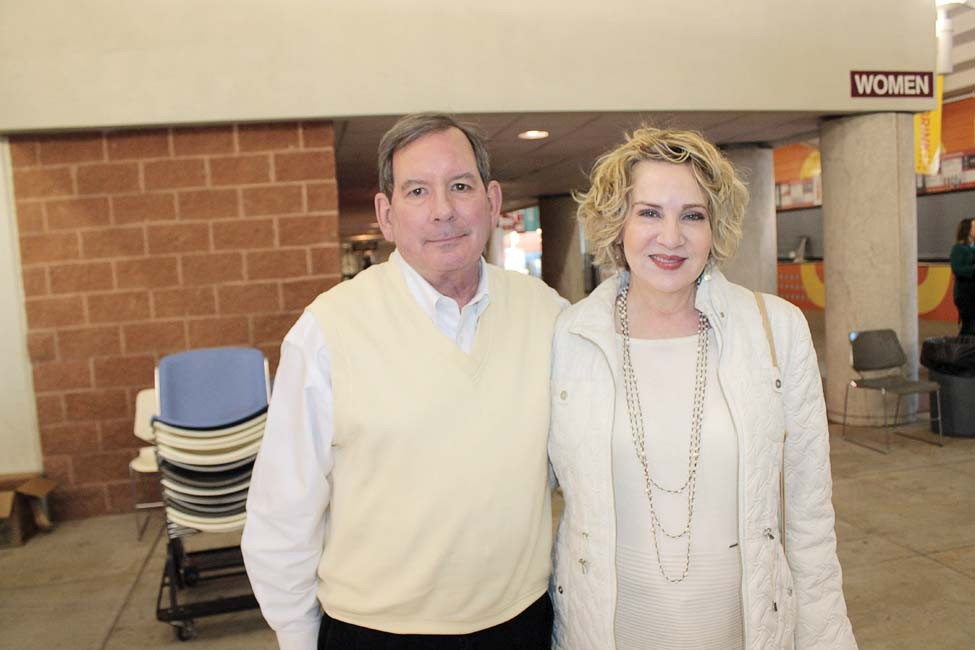 Larry Graham, Cindy Steele