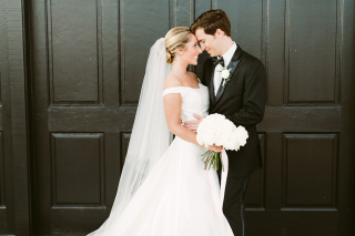 Real Arkansas Wedding: Sela Barrow of El Dorado & Trey Hanna of Fayetteville
