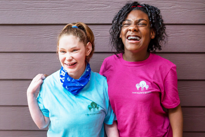 Expecting the Unexpected at Camp Aldersgate