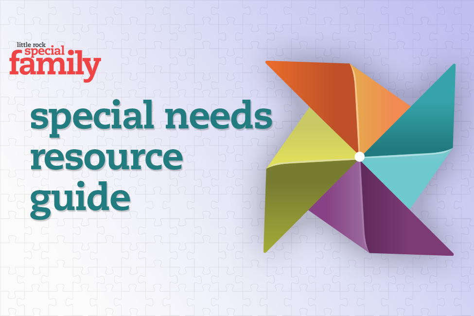 2018 Little Rock Special Family Resource Guide Title