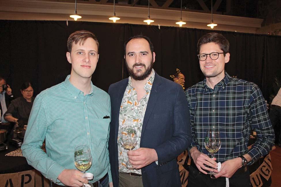 Keegan and Seth Sparks, Eli Barlow, Dustin Smith