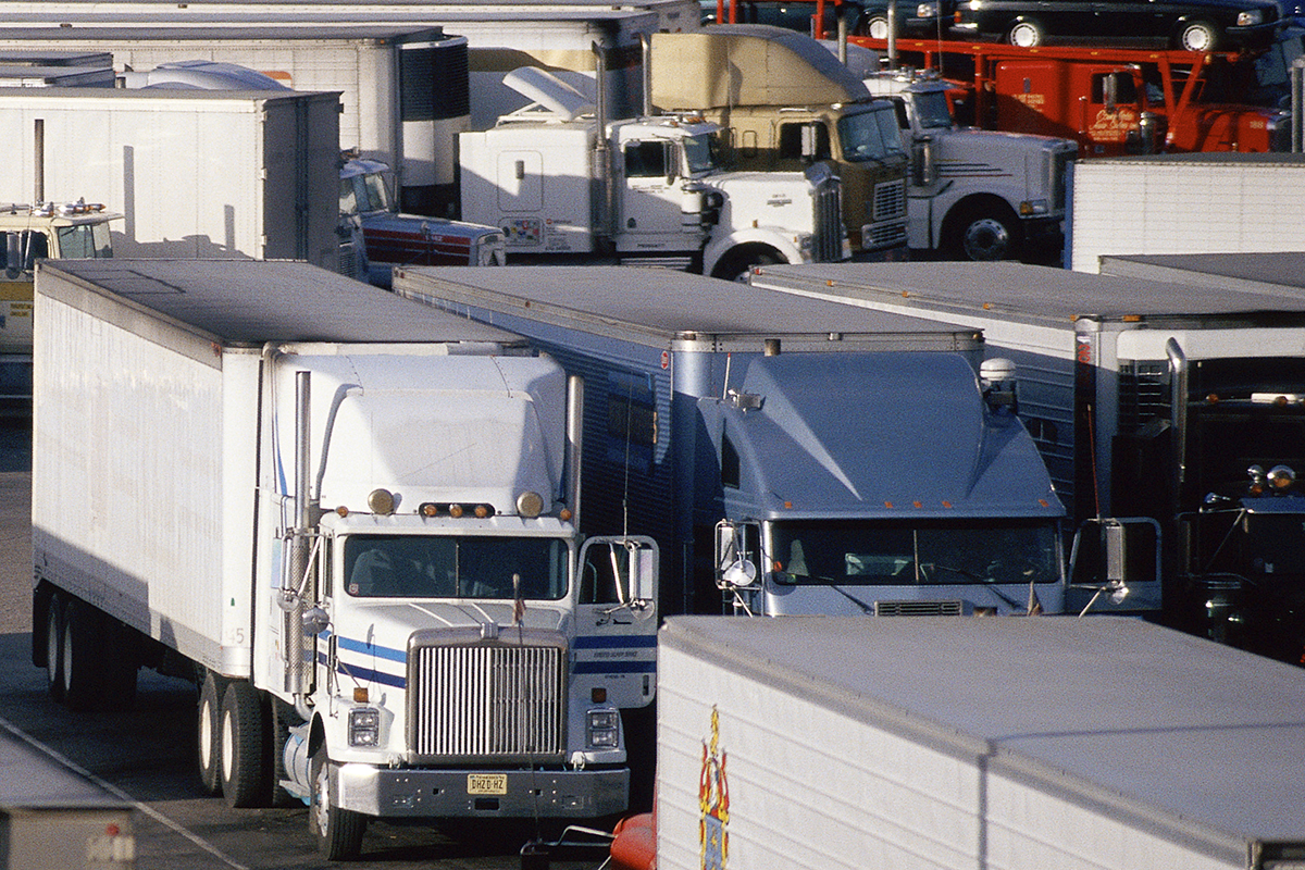 Trump Administration Takes Step to Relax Trucker Drive-Time Rules