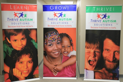 Little Rock Welcomes Thrive Autism Solutions