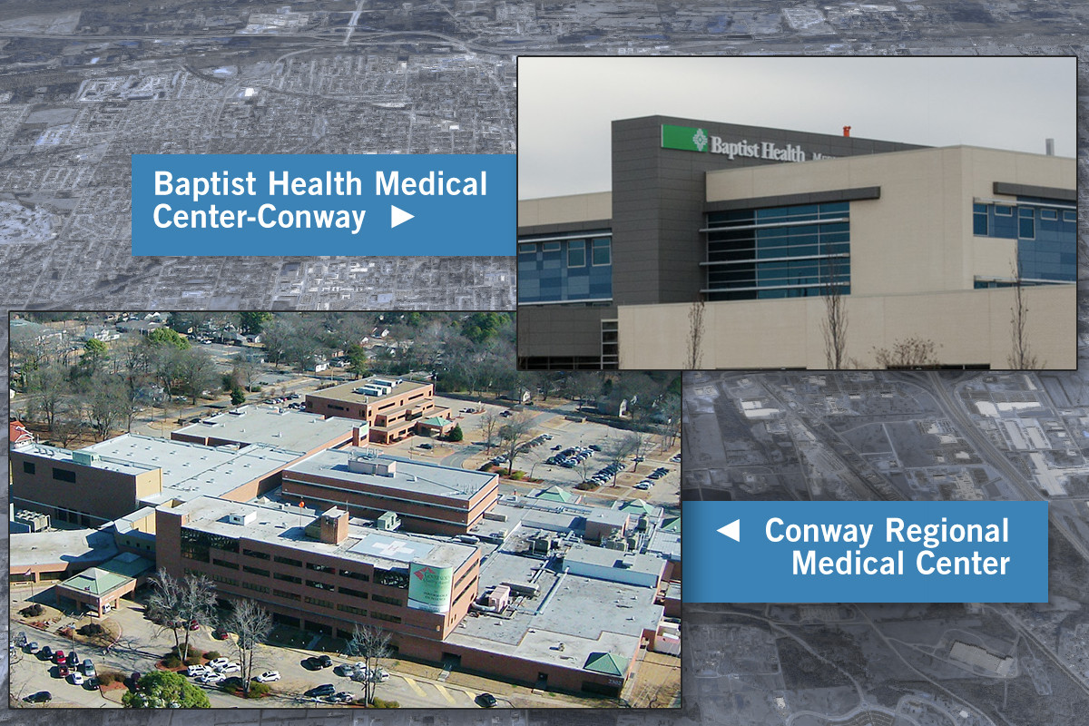 Conway Hospital Rivalry Goes Before Lawmakers