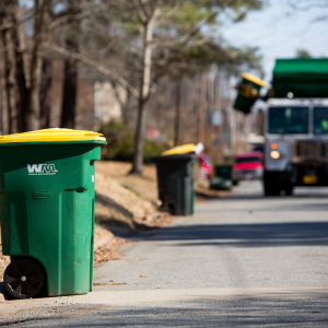 Waste Management: Keep Glass Off the Curb