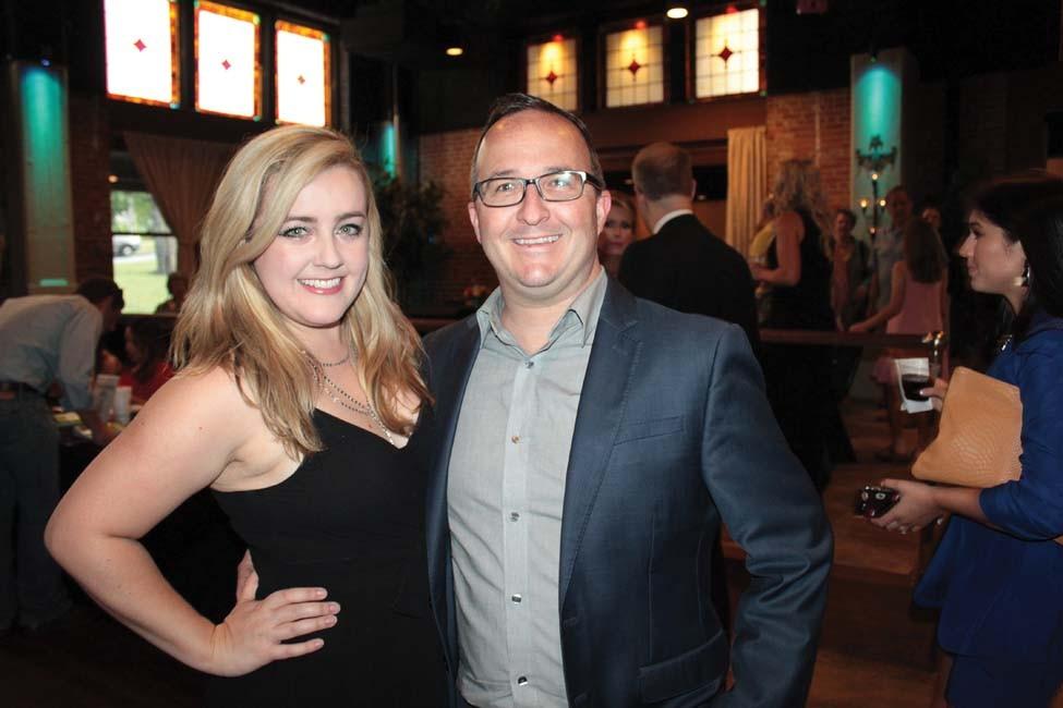 Amy and Robert Blake