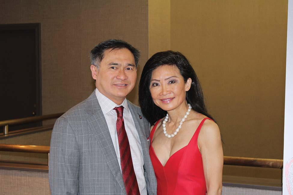 Bill and Dr. Suzanne Yee