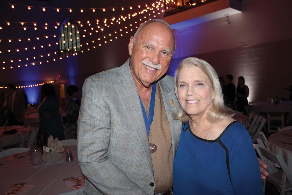 Rick Fleetwood, Sharon Heflin