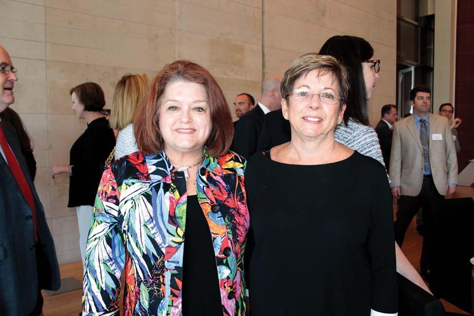 Judy Williams, Deborah Baldwin