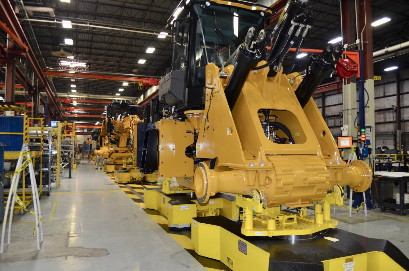 Caterpillar Has a Big Second Quarter, Raises Outlook Again