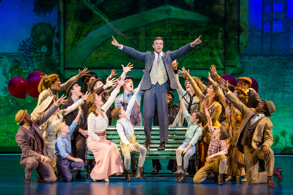 Finding Neverland, Celebrity Attractions