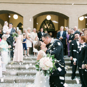 Real Little Rock Wedding Alyse Eady And Patrick Lemmond