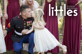 Enter to Win the 2018 Cutest Wedding Littles Contest