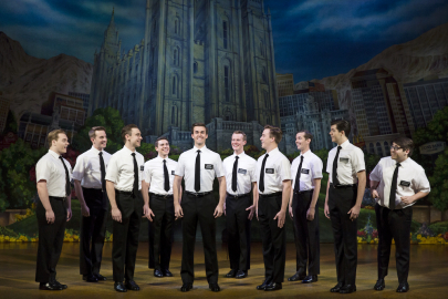 'Book of Mormon' Coming to Robinson Center