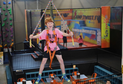 Urban Air Trampoline & Adventure Parks Coming to Little Rock and Benton
