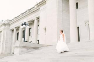 Katy's Summertime Capitol Bridal Shoot