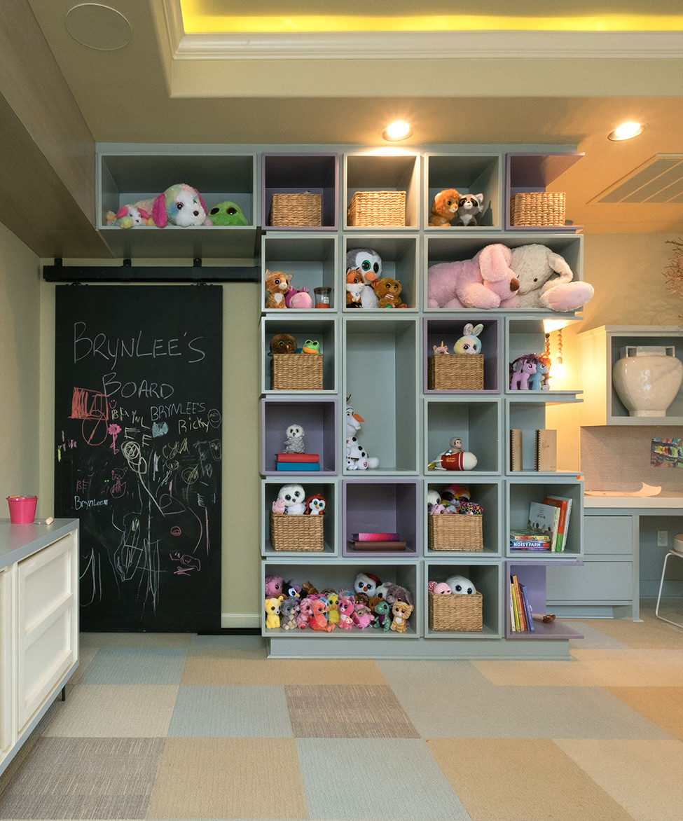 Stem School Little Rock: Creating Inviting Spaces: The Playroom