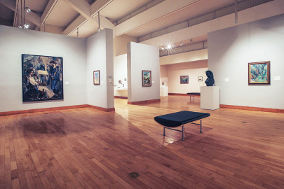 Natural State of the Art: A Gallery Guide to Little Rock