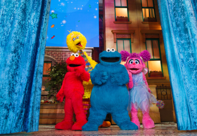 Meet & Greet With Elmo and Friends at Sesame Street Live!