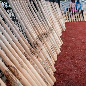 John Rogers' Counterfeit Bats Redeemed in Youth Baseball League