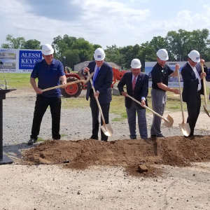 First Orion Breaks Ground On $10M Argenta Headquarters
