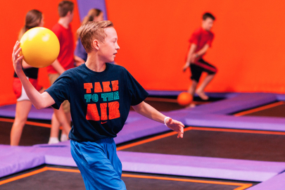 Jump Around: 4 Trampoline and Bounce House Fun Zones in Central Arkansas