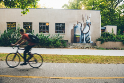 SPONSORED: Fayetteville's Must-See Public Art in Northwest Arkansas