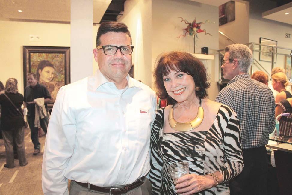 Jose Maglione, Donna Skulman