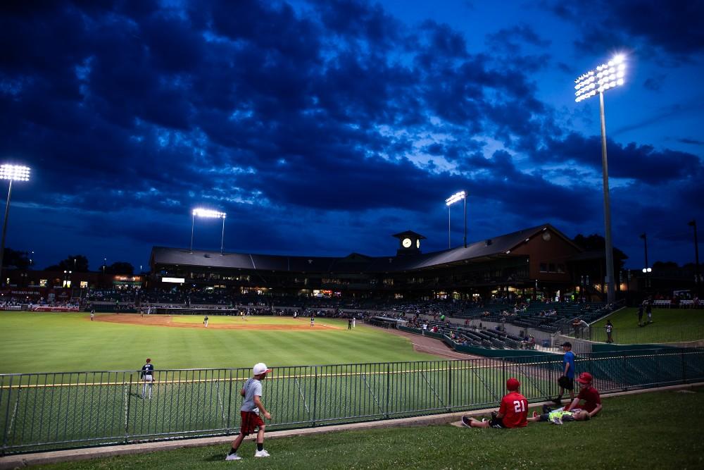 Arkansas Travelers, Travs, DIckey-Stephens Park, ballpark