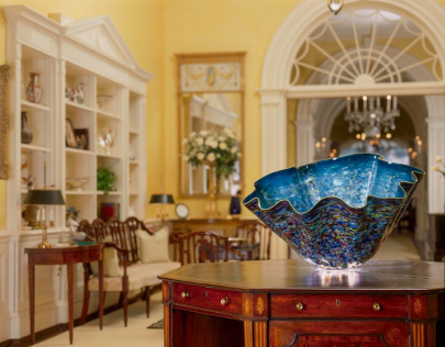 'White House Collection of American Crafts' Comes to Clinton Center