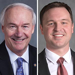 Arkansas Governors' Debate Focuses on Medicaid Work Rule