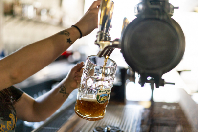 Celebrate Oktoberfest with Fassler Hall