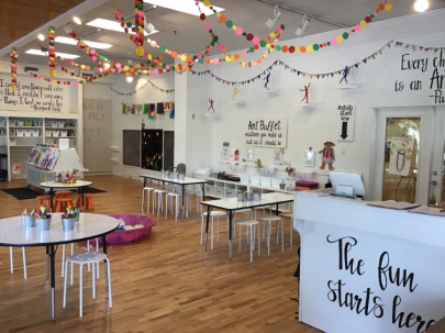 Little Rock's New ArtLab Provides a Creative Haven for Kids