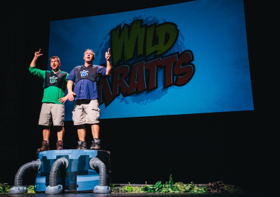 'Wild Kratts Live!' is Coming to Little Rock, Featuring Chris and Martin Kratt
